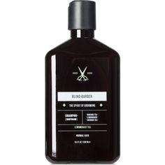 Blind Barber Lemongrass Tea 8.5-ounce Shampoo/ Body
