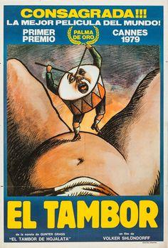 El Tambor de Hojalata (Die Blechtrommel), de Volker Schlöndorff, 1979