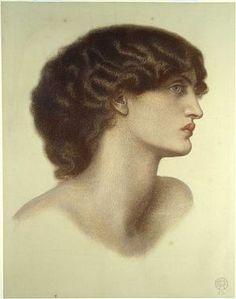 Dante Gabriel Rossetti - Perlascura
