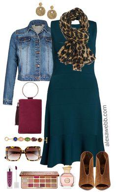 Plus Size Thanksgiving Outfits – Southern Edition - Part 3 - Plus Size Casual Fall Outfits - Plus Size Fashion for Women Black Women Fashion, Curvy Fashion, Look Fashion, Autumn Fashion, Womens Fashion, Feminine Fashion, Cheap Fashion, Petite Fashion, Trendy Fashion