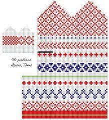 Knitted Mittens Pattern, Knit Mittens, Mitten Gloves, Knitting Socks, Hand Knitting, Knitting Charts, Knitting Stitches, Knitting Patterns, Crochet Patterns