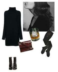 """vérité nesciente"" by eniramarine ❤ liked on Polyvore featuring N.Peal, Vetements, Nome and HYD"