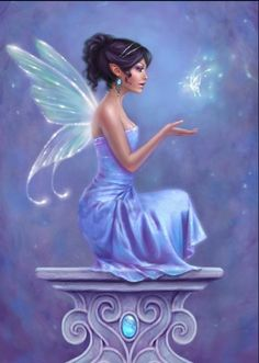 "✯ Artist Unknown ✯ ❤❦♪♫Thanks, Pinterest Pinners, for stopping by, viewing, re-pinning, & following my boards. Have a beautiful day! ^..^ and ""Feel free to share on Pinterest ♡♥♡♥ #fairies #fairytales4kids ❤❦♪♫"