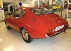 1963 Fiat Ghia 1500