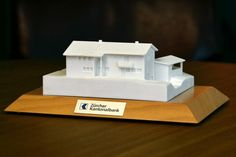 Mortgage Lender Entices Client With a 3D Printed Home Model http://3dprint.com/15349/3d-printed-home-model/