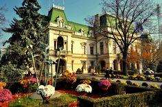 Program de lucru redus la Primăria Municipiului Iasi World War I, 18th Century, Palace, Mansions, Architecture, House Styles, City, Building, Arquitetura