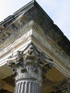 #VITRUVIO alle origini del #CAPITELLO corinzio  http://www.faredecorazione.it/?p=2135