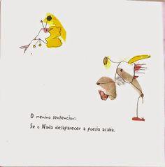 Poeminha em língua de brincar [Manoel de Barros] | Revista Biografia