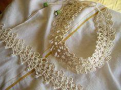 lace crochet   ... necklace choker in crochet lace crochet pattern as pdf for sale