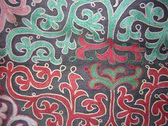 kazakh wall hanging  Mongian 1970