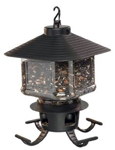 Special Offers - First Nature Clear Lantern Seed Selector - In stock & Free Shipping. You can save more money! Check It (June 18 2016 at 08:45AM) >> http://birdhouseusa.net/first-nature-clear-lantern-seed-selector/