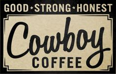 "Learn how to make ""cowboy coffee"" on the stovetop without coffee maker."