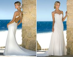 Perfect Destination Wedding Dresses - Glam Bistro