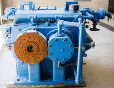 Used Philadelphia 8900 Parallel Shaft Gearbox For Sale - Stock No 58701