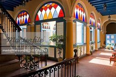 cuban stained glass windows - Google Search