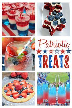 Patriotic Recipes {M