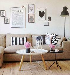"""Vintage & Trendy: """"Inspirez-vous et créez"""": Salon Style Scandinave"""