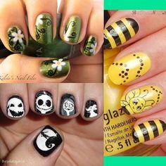 funny nails