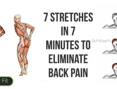 7 Stretches To Eliminate Back Pain