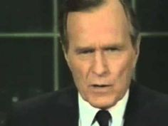 Video:  Bush Sr. New World Order Speech (rare)  *** This is Happening NOW!!!!! INFOWARS.COM  BECAUSE THERE'S A WAR ON FOR YOUR MIND