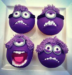 purple knight   Purple minions haha @Jamie Wise Knight   Minion Love