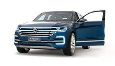VW Touareg 2018 Model, Release Date, Price