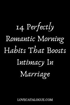 Perfectly romantic morning routines for couples to create a strong bond, good morning routine to improve your relationship, mindful routines to spice and strengthen your relationship at any level Intimacy In Marriage, Marriage Prayer, Marriage Relationship, Happy Relationships, Happy Marriage, Marriage Advice, Successful Marriage, Strong Marriage, Morning Habits