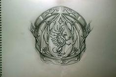 Pauldron Tattoo