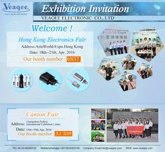 Hello,welcome to visit us at HK fair and Canton Fair…