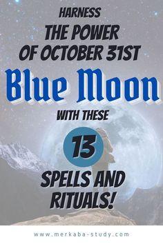 Full Moon Spells, Full Moon Ritual, Rituel Samhain, Halloween Moon, Halloween 2020, Blue Moon Rituals, Full Moon October, Full Moon Meaning, Fool Moon