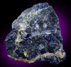 Soladtie - Princess Sodalite Quarry, Dungannon Township, Bancroft, Ontario Canada