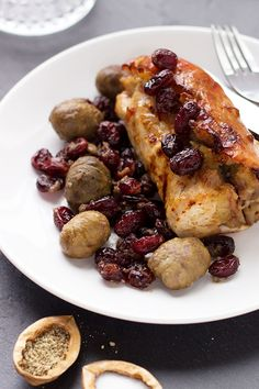 Whether you're looking for something new to serve up this holiday, or just a fantastic meal idea, this recipe is a great alternative the whole roasted turkey. | eatwell101.com