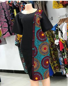Short African Dresses, Latest African Fashion Dresses, African Print Fashion, Latest Ankara Short Gown, Latest African Styles, Ankara Dress Styles, Ankara Dress Designs, African Attire, Look Fashion