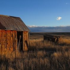 Inside the Abandoned Ghost Towns of New Mexico