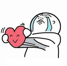 Funny Doodles, Cute Doodles, Cute Cartoon Images, Cute Cartoon Wallpapers, Anime Meme Face, Comic Anime, Cute Love Memes, Memes Funny Faces, Cute Messages