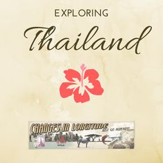 Travel to Thailand: Giant Buddhas, floating markets, beautiful beaches. So much to see (and eat!) in this mystical and modern Asian country.