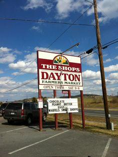 Dayton Farmers Market in Dayton, VA