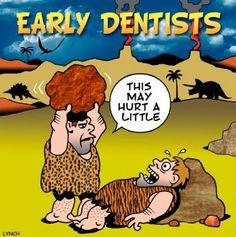 Dentistry In Ancient Times!!!!  www.identalhub.com