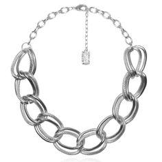 EMMA (Silver) NECKLACE