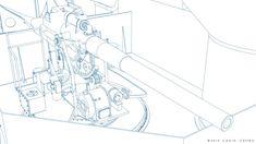ArtStation - HMS RODNEY, Carlo Cestra Model Warships, Royal Navy, Battleship, Wwii, Drawings, Artwork, Work Of Art, World War Ii, Auguste Rodin Artwork