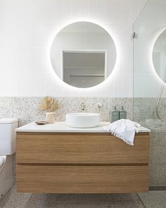 Modern Bathroom Tile, Bathroom Renos, Laundry In Bathroom, Bathroom Renovations, Small Bathroom, Costal Bathroom, Bathroom Tiling, Bathroom Design Inspiration, Bad Inspiration