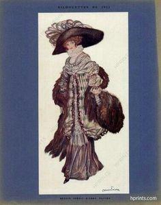 Silouettes de 1911