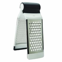 OXO Good Grips Two-Fold Grater OXO http://www.amazon.com/dp/B004VLYQHM/ref=cm_sw_r_pi_dp_l1wFub0KRCF5F