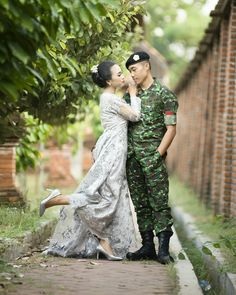 #prewedding#army#love#close#awesome#javawedding#kebaya