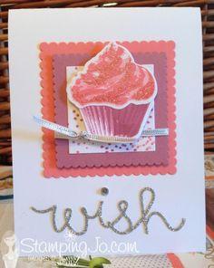 Sweet Cupcake Wish c
