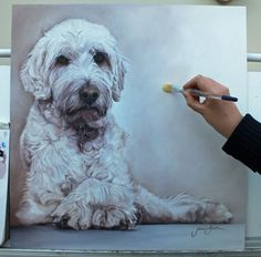 Phoebe/ Gallery of Jane Booth Paintings