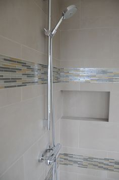 Custom Showers by Breitzke Carpentry, a General Contractor in the Asheville  area.