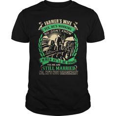 FARMER'S WIFE T SHIRTS - FARMERS WIFE T SHIRTS (Farmer Tshirts)