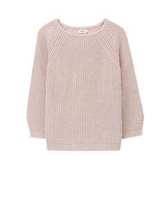 Cropped Rib Pullover - Knitwear - Shop Woman - Filippa K