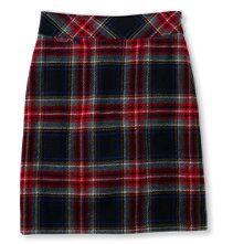 Super cute skirt from LLBean